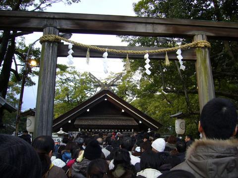 Hatsumoude120090102